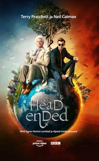 Terry Pratchett, Neil Gaiman, Head ended