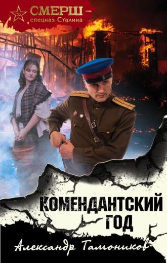 Александр Тамоников, Комендантский год