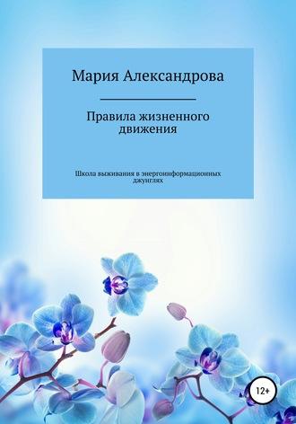 Мария Александрова, Правила жизненного движения, или школа выживания в энергоинформационных джунглях