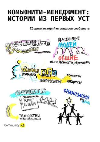 Юлия Крушинская, Комьюнити-менеджмент: истории изпервыхуст. Сборник историй отлидеров сообществ