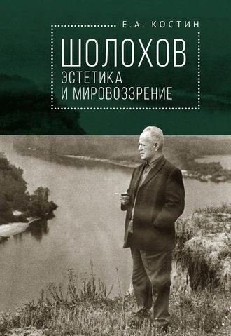 Евгений Костин, Шолохов: эстетика и мировоззрение