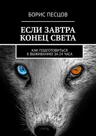 Борис Песцов, Если завтра конец света. Как подготовиться квыживанию за24часа