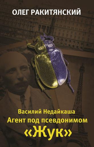 Олег Ракитянский, Василий Недайкаша. Агент под псевдонимом Жук