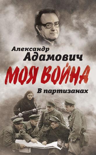 Алесь Адамович, В партизанах