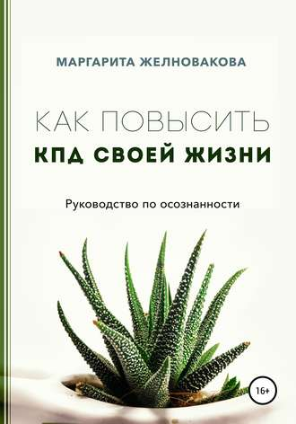 Маргарита Желновакова, Как повысить КПД своей жизни