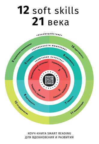 Smart Reading, 12 soft skills 21 века. Коуч-книга для вдохновения и развития