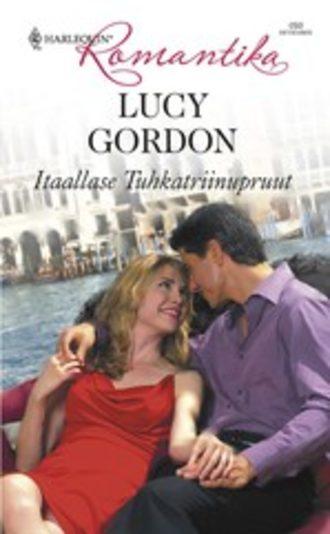 Lucy Gordon, Itaallase Tuhkatriinupruut