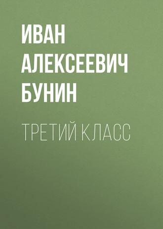 Иван Бунин, Третий класс