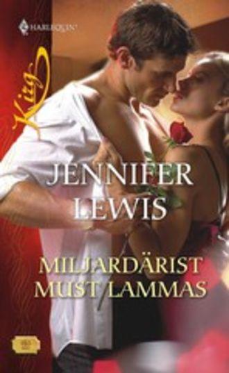 Jennifer Lewis, Miljardärist must lammas