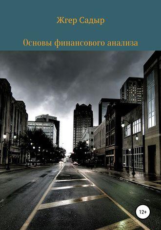 Жгер Садыр, Основы финансового анализа субъектов малого и среднего бизнеса