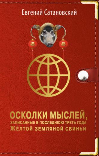 Евгений Сатановский, Осколки мыслей, записанные в последнюю треть года Жёлтой Земляной Свиньи