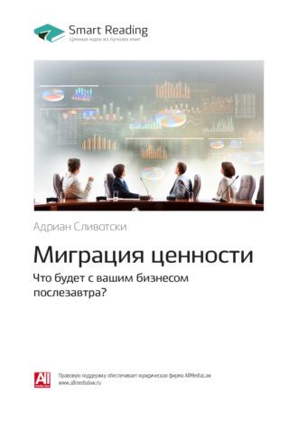 Smart Reading, Адриан Сливотски: Миграция ценности. Что будет с вашим бизнесом послезавтра? Саммари