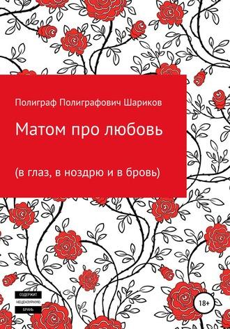 Ильдар Мухамеджанов, Матом про любовь (в глаз, в ноздрю и в бровь)