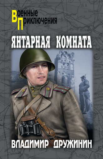 Владимир Дружинин, Янтарная комната