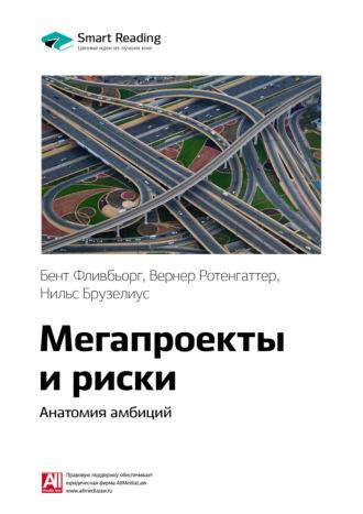 Smart Reading , Краткое содержание книги: Мегапроекты и риски. Анатомия амбиций. Бент Фливбьорг, Нильс Брузелиус, Вернер Ротенгаттер