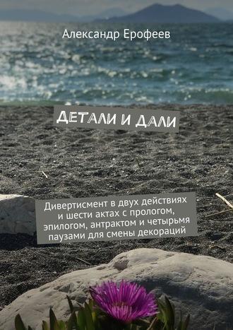 Александр Ерофеев, Детали идали