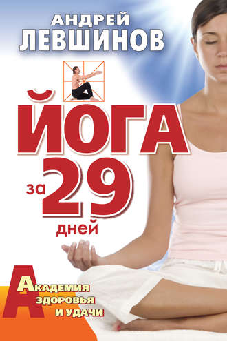 Андрей Левшинов, Йога за 29 дней