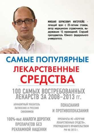 Михаил Ингерлейб, Самые популярные лекарственные средства
