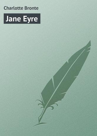 Charlotte Bronte, Jane Eyre