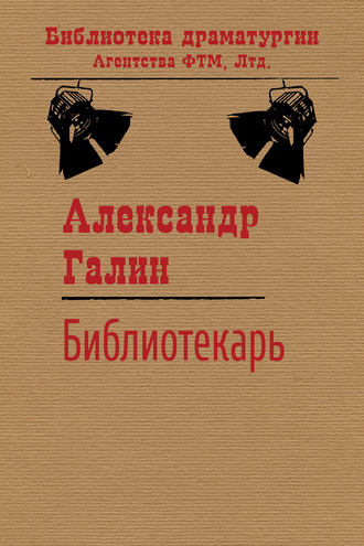 Александр Галин, Библиотекарь